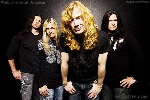 Megadeth – The Scorpion