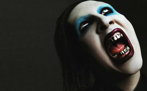 Marilyn Manson – Third Day of a Seven Day Binge