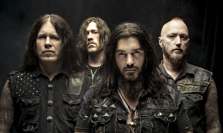Machine Head – Now We Die