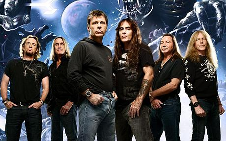 Iron Maiden – The Trooper (Live)
