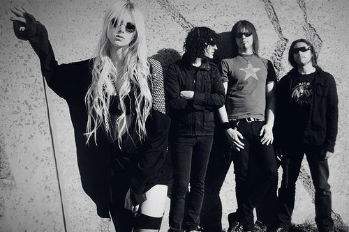 The Pretty Reckless – Heaven Knows(Live)