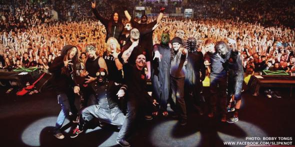 Slipknot & KoRn – Sabotage(Live)