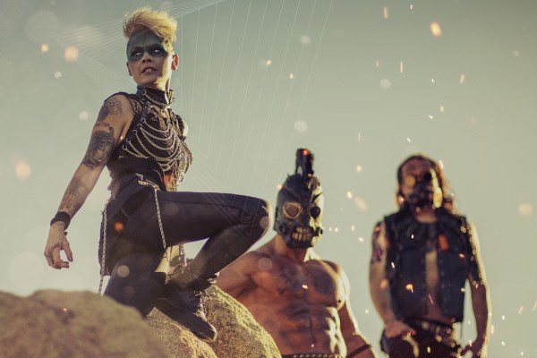 Otep – Confrontation